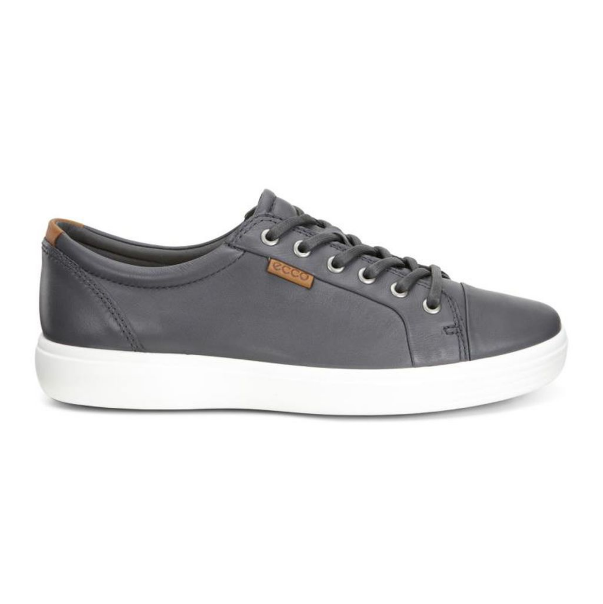 ECCO Soft 7 Sneaker – Dark Shadow