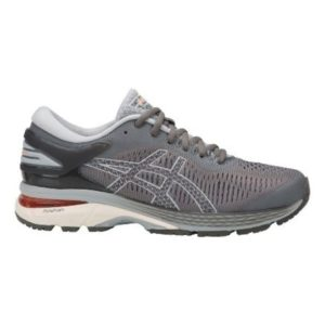 ASICS Women's GEL-Kayano 25 - Carbon/Mid-Grey Right